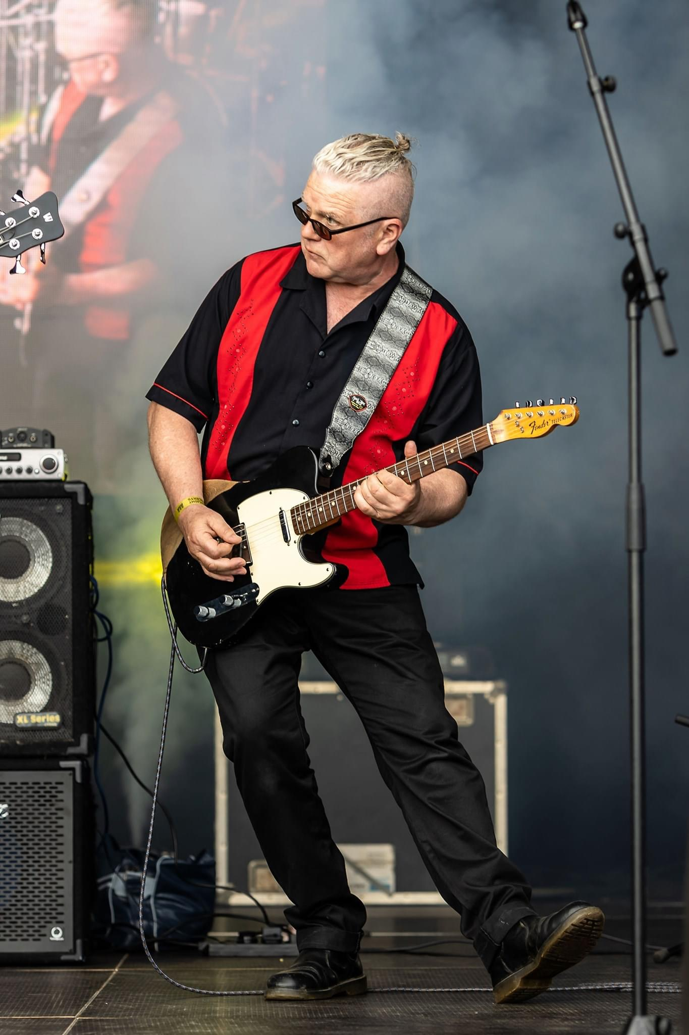 Paul Cunningham on Guitar Madness Tribute